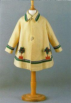 Child's Coat by Jeanne Lanvin