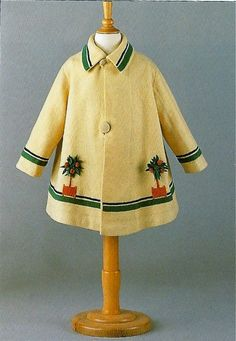 Child's Coat by Jeanne Lanvin