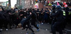 Violent Leftists Clash With Riot Police In Germany Ahead Of Trump's G20 Meeting With Putin - https://www.hagmannreport.com/from-the-wires/international-news/violent-leftists-clash-with-riot-police-in-germany-ahead-of-trumps-g20-meeting-with-putin/