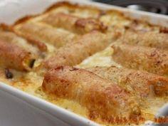 Мясные рулетики с грибами и сыром к праздничному столу. Пошаговый рецепт с фото | Блог elisheva.ru