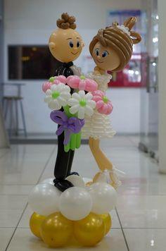 Couple balloons! =)