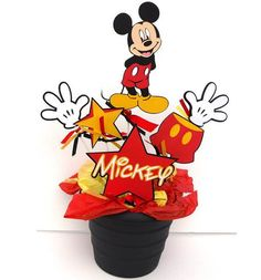 Mickey Mouse Clubhouse Mickey Mouse Themed by ScrapsToRemember, $9.75