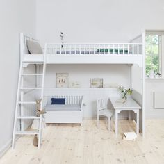 loftbed van Oliver furniture