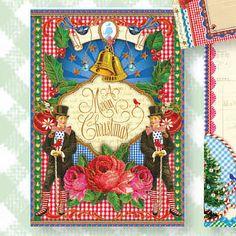 PiP Studio christmas card gentleman Box 3