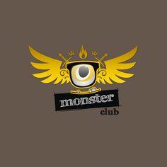 Logo Monster Club