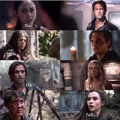 Bellamy The 100, The 100 Poster, The 100 Characters, Pretty Little Liars Quotes, The 100 Show, Argo, The Hundreds, Funny Animal Videos, Supernatural