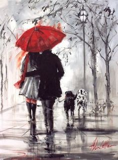 Afternoon Reflections; Helen Cottle, acrylic on canvas #afternoon