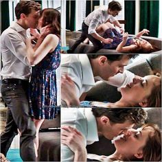 Heard about the buzz of fifty shades of grey movie! Will it leave up to the expectation? Get all the news of Dakota Johnson and Jamie Dornan characters? Shades Of Grey Movie, Fifty Shades Movie, Fifty Shades Trilogy, Fifty Shades Of Grey, Jamie Dornan, Anastasia Steele Outfits, Divorce, Greys Ana, Dakota Johnson Movies