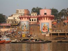 Best Places to See in Varanasi – Varanasi Ghats, Saint Mary's Church and Nepali Temple