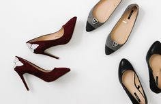 GIVE YOUR SHOES A DIY MAKEOVER