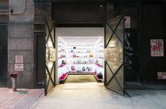 "Tiny museum housed in a New York freight elevator specializes in the ""overlooked, dismissed, or ignored."""