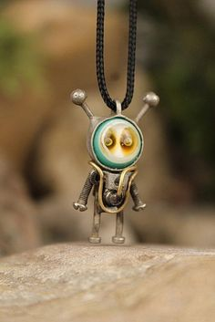 Your place to buy and sell all things handmade Gifts For Husband, Gifts For Father, Robot, Active, Animal Jewelry, Cyberpunk, Belly Button Rings, Boyfriend, Creatures