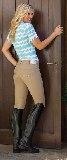Signature Breech picture - Goode Rider
