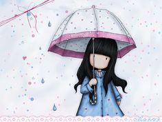 #gorjuss #wallpaper #rain