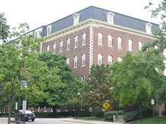 Ohio Private Colleges and Universities: University of Dayton - St. Mary's Hall