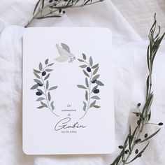 Meraki, First Communion, Creative Gifts, Invitations, Graphic Design, Embroidery, Crafts, Inspiration, Ticket Invitation