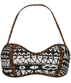 Amuse Society Mila Mud Swimwear Top