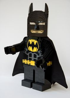 Lego Batman for Xbox got the better of me today,  I kept yelling press b at Boston.........