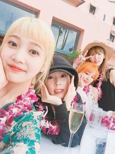 Joy, Irene, Seulgi and Wendy