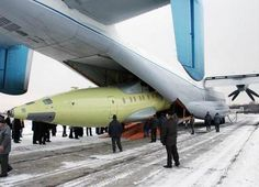 antonov     It was the grandest sight at the air fair in Paris: the Antonov 225  is the biggest airplane in the world. Even larger than ...