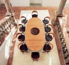Team7 Girado dining table from Wharfside