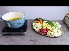 Concentrat natural de legume cu gaina pentru iarna - YouTube Acai Bowl, Chicken, Meat, Breakfast, Food, Youtube, Hoods, Meals, Youtubers