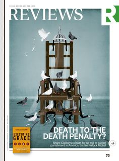 Christianity Today - Death to death penalty © Benedetto Cristofani, all right reserved #illustration #editorial #editorialillustration #conceptual #deathpenalty #conceptualillustration #graphic #graphicdesign www.benedettocristofani.net