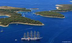 hvar - pakleni otoci islands
