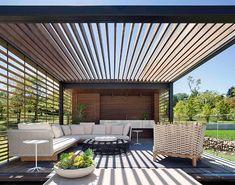 Pergola On Front Of House Refferal: 6070070436 Wooden Pavilion, Glass Pavilion, Pavilion Design, Backyard Pavilion, Outdoor Pavilion, Outdoor Gazebos, Backyard Gazebo, Pavilion Architecture, Outdoor Decor