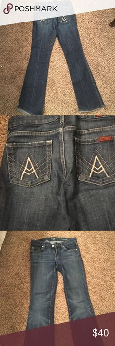 Flared 7 jeans Size 26. Good condition 7 For All Mankind Jeans Flare & Wide Leg