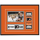 That's My Ticket Philadelphia Flyers My First Game Ticket Frame - Shop.Canada.NHL.com