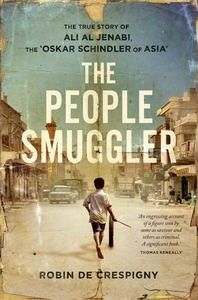 The People Smuggler: The True Story of Ali Al Jenabi.  Designed by Adam Laszczuk.