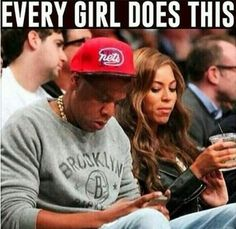 Funny, I've seen females do this