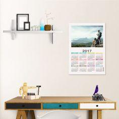 Calendario con tu foto tamaño Póster A3