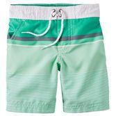 Carter's Striped Swim Trunks $21.00