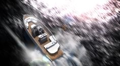 The new 280 TT from Invictus Yachts