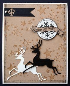 des cartes pour Florilèges de Scrapucine: 27-11-2015