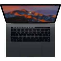 "New 15.4"" MacBook Pro with Touch Bar"