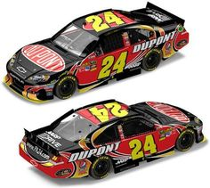 #24 Jeff Gordon 2012 Dupont 1/64 Nascar Diecast Pit Stop Car Chevy Impala Action Gold Series Lnc by Brickels. $12.95. #24 Jeff Gordon 2012 DuPont 1/64 NASCAR Diecast Pit Stop Car Chevy Impala Action Gold Series LNC