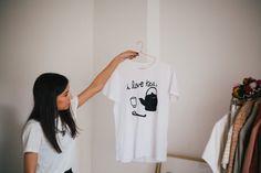Johanna Tagada & Jatinder Singh Durhailay — Artists, Apartment, Prenzlauer Berg, Berlin — http://www.freundevonfreunden.com/interviews/johanna-tagada-jatinder-singh-durhailay/