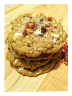 As my first official post, I wanted to share one of my favorite recipes. I have tried several different kinds of cookies but this one really comes together nicely. It's a great combination of…