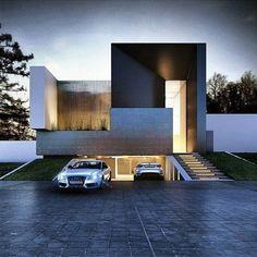Futuristic home design #TheHighLife by thehighlife.inc