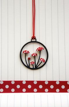 A Little Red by Yvonne Laube on Etsy