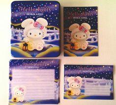 Hello Kitty, Hokkaido, 2004