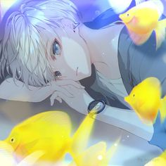 - - Please visit our website to support us! Oc Manga, Manga Boy, Manga Anime, Cute Anime Guys, Anime Boys, Shall We Date, Handsome Anime, Anime Demon, Boy Art