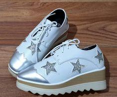 anak sepatu sneaker bintang model stella