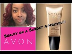 AVON  Review/DEMO!! | Magi X Cashmere Advanced Liquid Foundation | color: Sable - http://47beauty.com/avon-reviewdemo-magi-x-cashmere-advanced-liquid-foundation-color-sable/