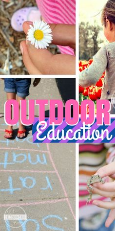 Outdoor Education -
