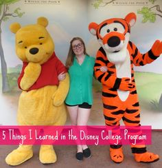 5 Things I Learned in the Disney College Program - Guest Post