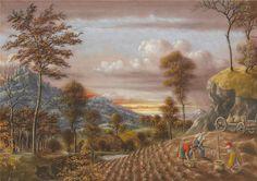 Autumn by Werner Peiner
